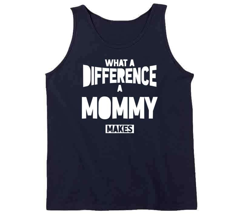 What A Difference A  Mommy Makes Baby One Piece, Tshirtgang, T-Shirt, what-a-difference-a-mommy-makes-baby-one-piece, a, baby, difference, makes, mommy, one, piece, spo-default, spo-disabled,