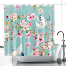 Load image into Gallery viewer, Spring Awakening Shower Curtain