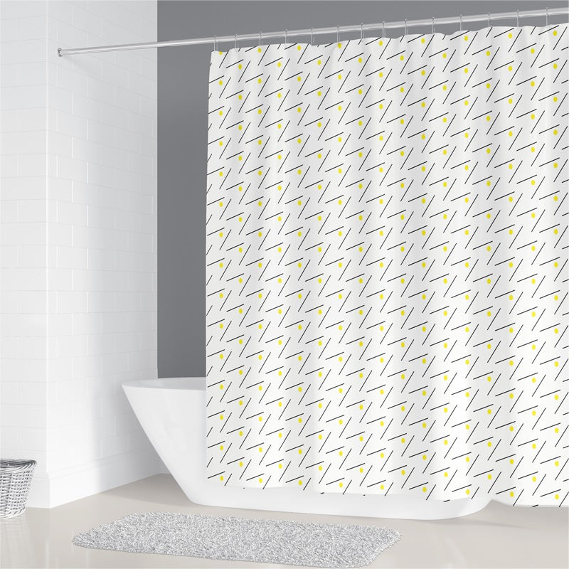 Spatial Shower Curtain
