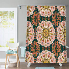 Load image into Gallery viewer, Columbine Shower Curtain