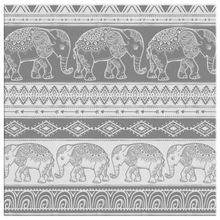 Load image into Gallery viewer, Elephant Paradise Canvas