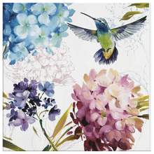 Load image into Gallery viewer, Humming Bird Canvas