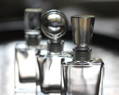 Figure 1: Noir Natural Perfume Flacon