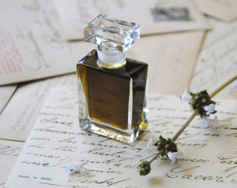 Chaparral Botanical Perfume in Flacon