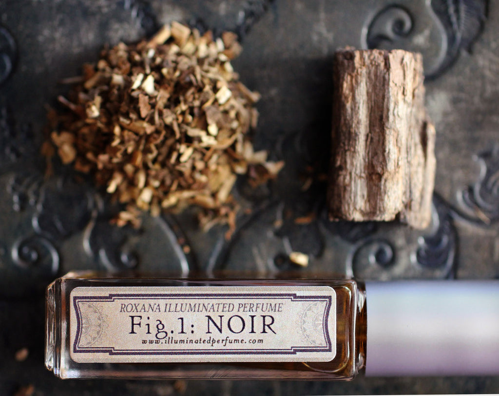 Figure 1: Noir Liquid Natural Eau de Parfum Spray