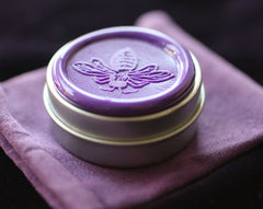 Gracing the Dawn Solid Natural Perfume Round Tin