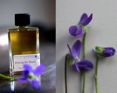 Gracing the Dawn Natural Perfume 4 grams in Classic Bottle
