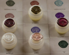 Solid Perfume Sample Set of Four