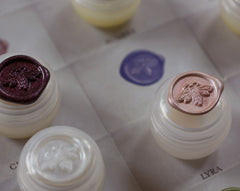 Solid and Liquid Perfume Sample Set