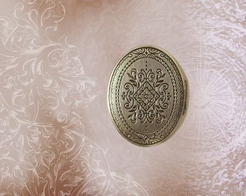 Lyra Solid Natural Perfume Mini Compact