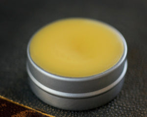 Aumbre Solid Perfume in Round Mega-Tin