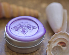 Load image into Gallery viewer, Fibonacci's Muse Natural Solid Perfume Round Tin