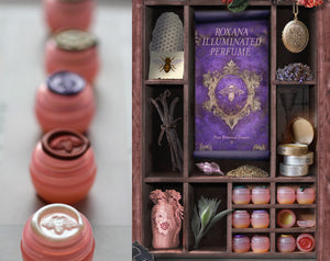 Solid Perfume Samples - Complete Set of 18