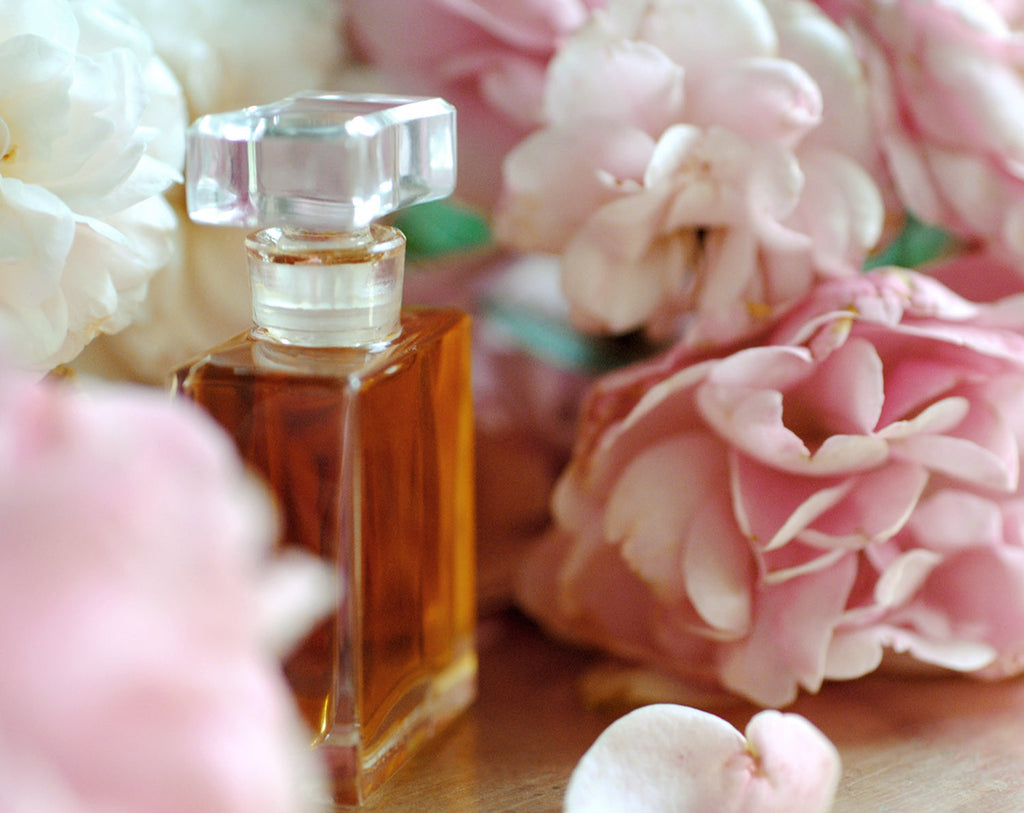 Rosa Botanical Perfume, 7 grams in Flacon
