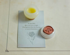 Solid Perfume Sample Set of Seventeen