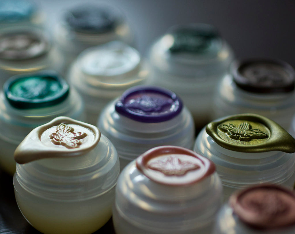 Solid Perfume Sample Set of Sixteen