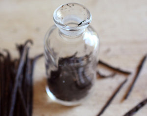 Vanilla infusion, Make plant fragrance