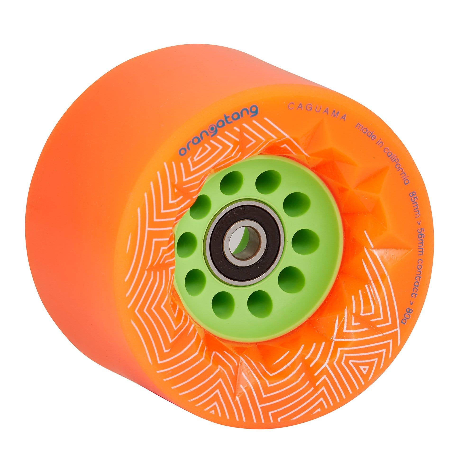 Loaded Caguama 85's Complete Orange