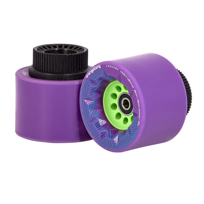 Loaded Caguama 85's Complete Purple