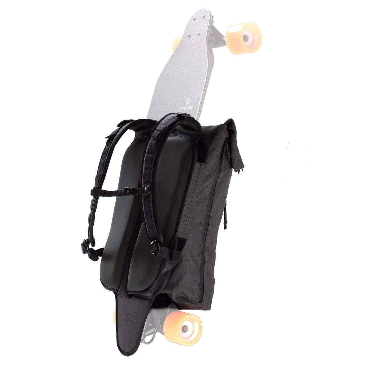 Boosted Board Longboard Cover and Charger Pouch Combo