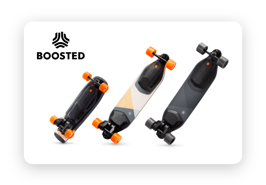 Boosted USA Gift Card