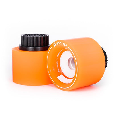 Boosted Stratus Wheels - 85mm - Orange