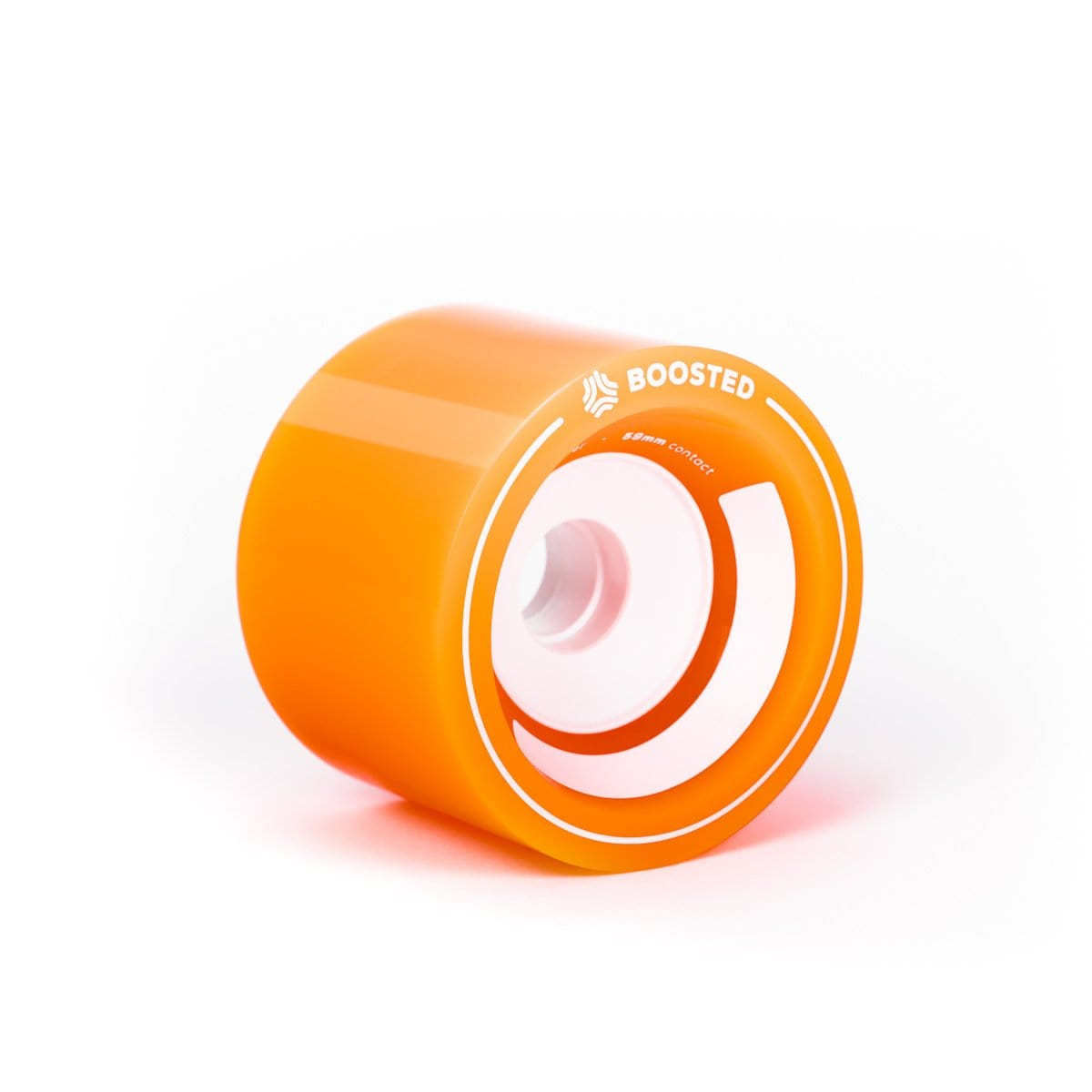 Boosted Strutus Wheels - 85mm - Orange