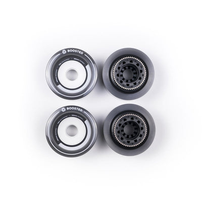 Boosted Stratus Wheels - 85mm - Grey