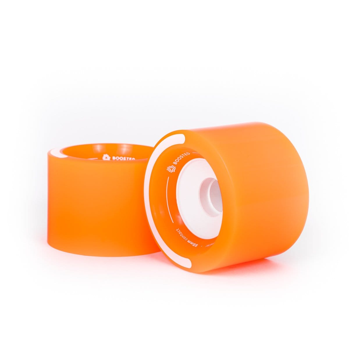 Boosted Lunar Wheels - 80mm - Orange
