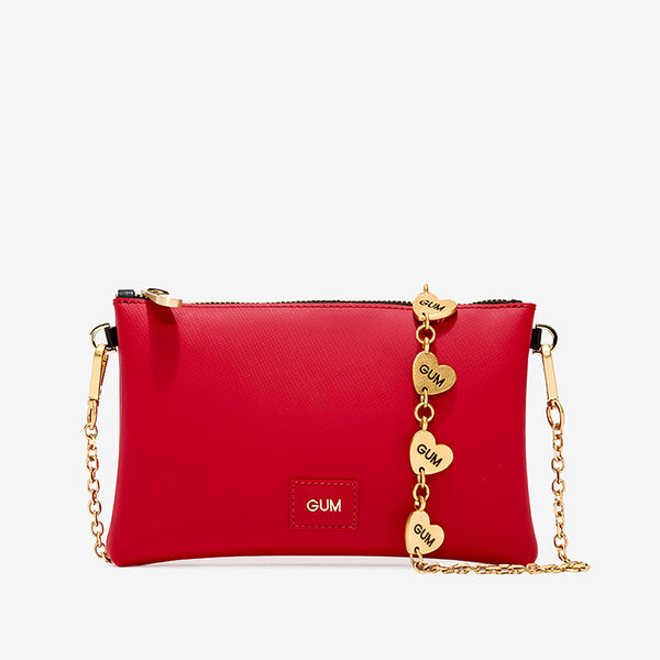 Pochette Gum Design BS 1137/21PE HEART CHAIN