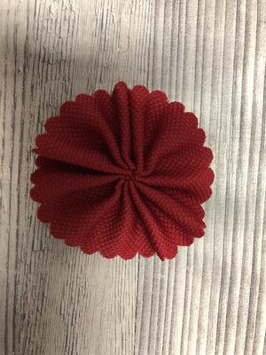 Fall color solid hair clips clearance