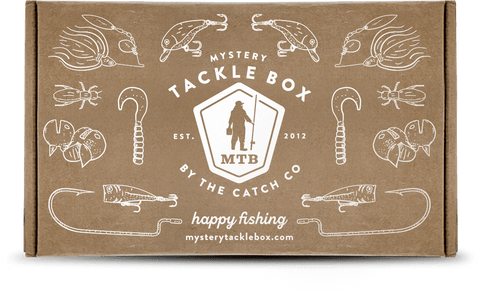 Mystery Tackle subscription box