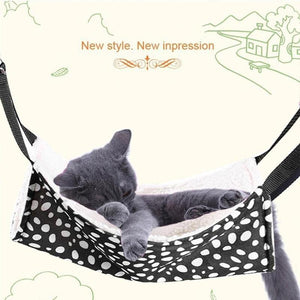Pet Cat Litter Cat Hammock Cat Bed Hammock Warm House Soft Ferret Rest Fur Hanging Cat Cage Pets Supplies