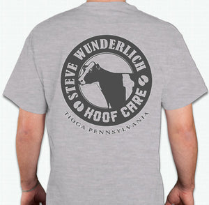 SWHC T-Shirt - HOOVE HEARTED? - NEW LOGO