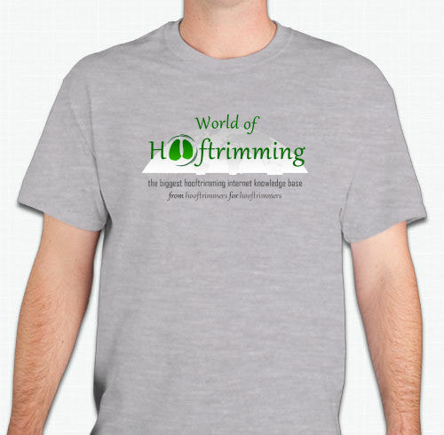 WOHT - OFFICAL LOGO T-SHIRT - DONATION ITEM!