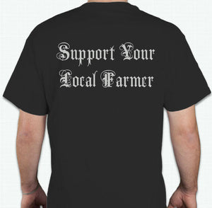 Support Your Local Farmer - SWHC - Shirts - Donation Item