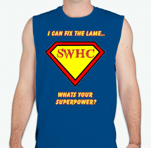 Super Power - SWHC - Shirts
