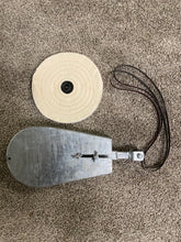 Load image into Gallery viewer, Hoof Knife Sharpener - (Attachment Only + Buffing Wheel)