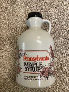 Pennsylvania Maple Syrup  (Butler Family Maple)