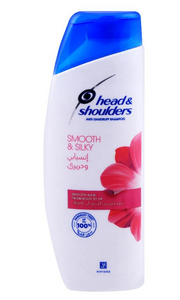 Head and Shoulder 2in1 Smoothy and Silky Shampoo 185ml (4611967713365)