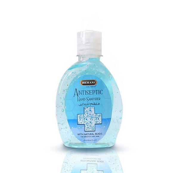 Hemani Hand Sanitizer Anti-Bacterial 250ml (4655307259989)
