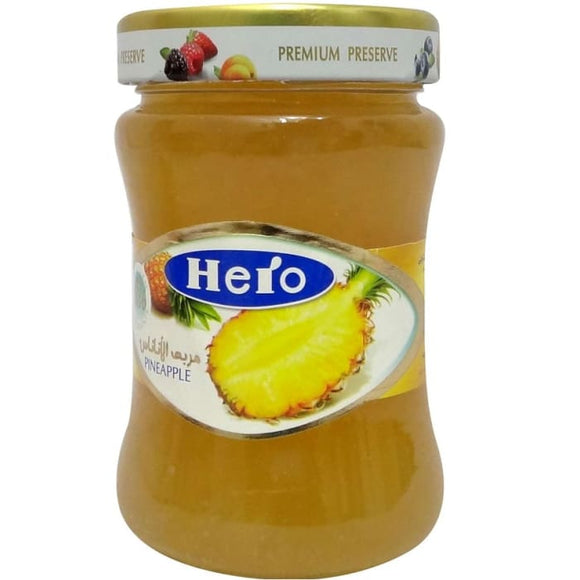 Hero Pineapple Jam (4638939873365)