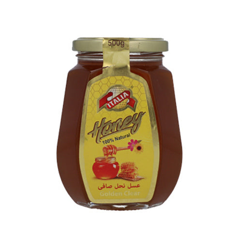 ITALIA HONEY 500GM NATURAL (4736283246677)