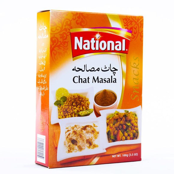 National Chat Masala 100gm (4611884286037)