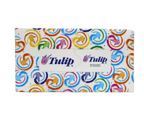 Tulip Regular  Tissue Box (4639025692757)