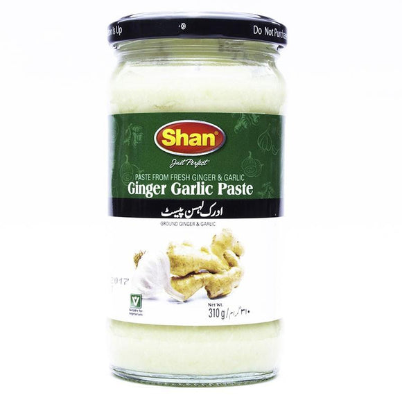 Shan Ginger Garlic Paste 310gm (4611881730133)
