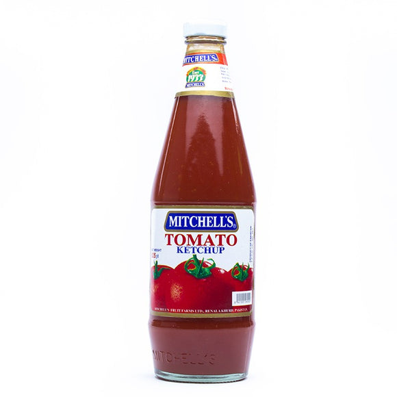 Mitchell's Tomato Ketchup 825gm (4613433589845)
