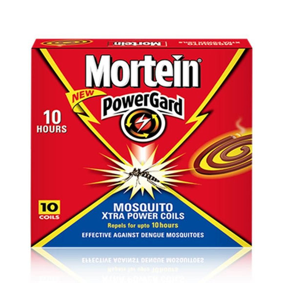 Mortein PowerGard Xtra Power Coil