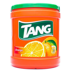 Tang Orange Drinking Powder Tub 2.4kg