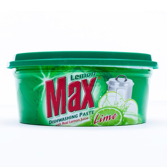 Lemon Max Paste Green 400gm